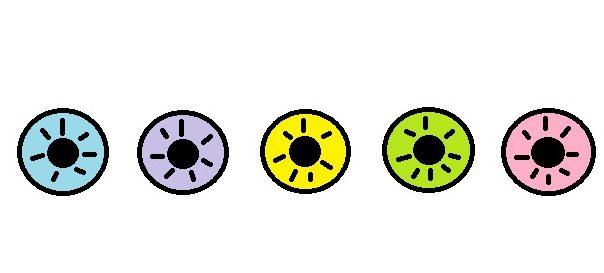コスプレカラコンの選び方。ポイントは7つ